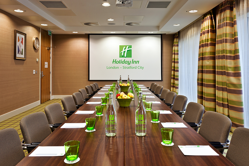 London Stratford City Meeting Rooms