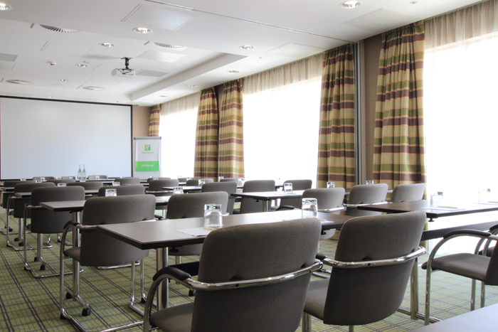 Delegate Meeting Rooms