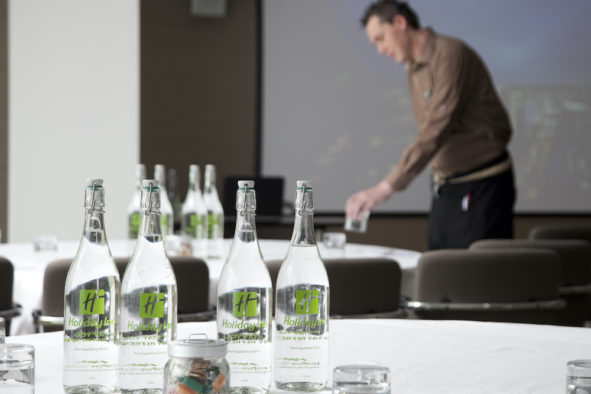 Events spaces at the Holiday Inn London - Stratford City