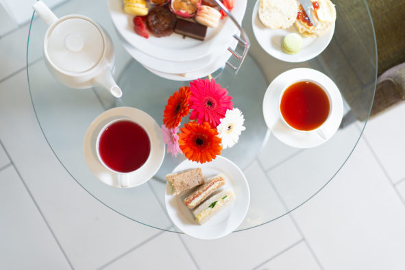 Afternoon Tea at the Holiday Inn London - Stratford City